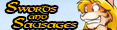 swords and sausages comic link icon
