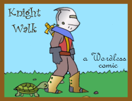 Knight Walk a curious route