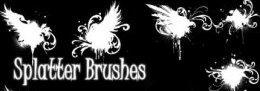 Free-Brushes